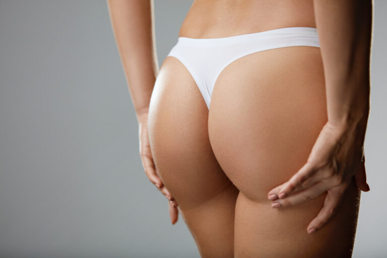 Soft Skin And Firm Buttocks